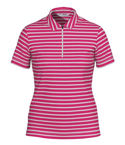 Brax Golf SARAH Polo Damen pink